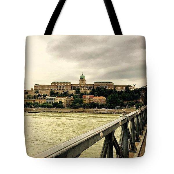 #hungary #budapest Tote Bag
