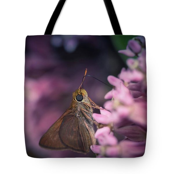 Hungry Moth Tote Bag