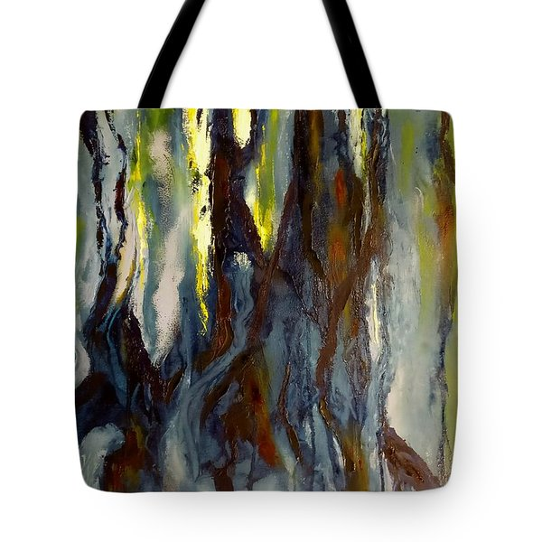 Hunted Forest Tote Bag