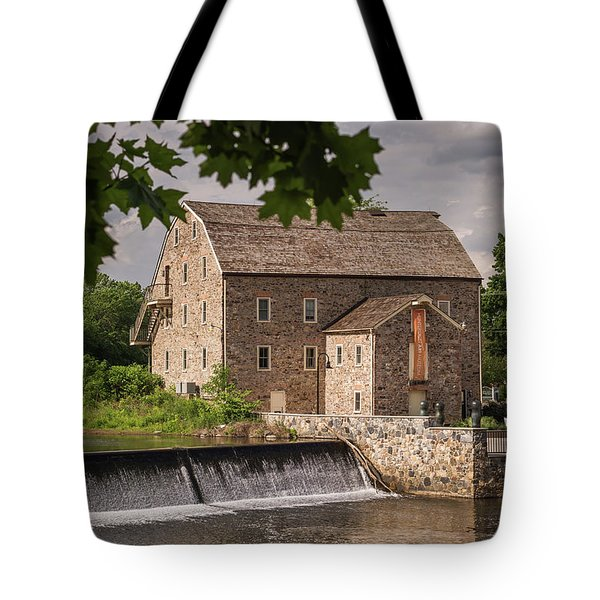 Hunterdon Art Museum Clinton Nj Tote Bag
