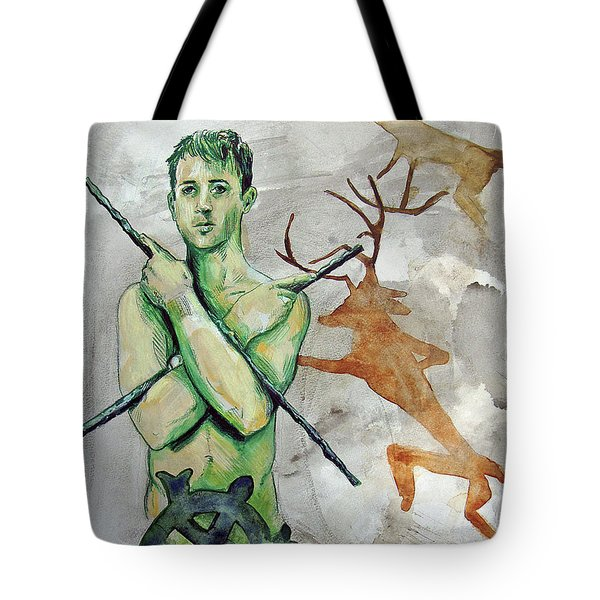 Youth Hunting Turtles Tote Bag