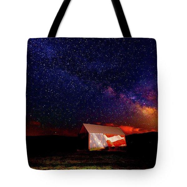 Huntsville Barn Tote Bag