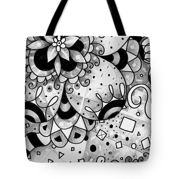 Hurlyburly Tote Bag