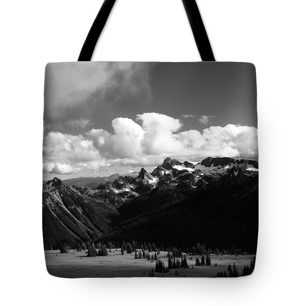 Hurricane Ridge Tote Bag