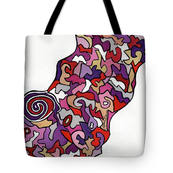 Hurricane Tote Bag
