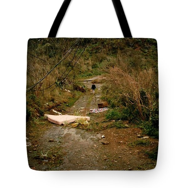 Hurricane12 Tote Bag