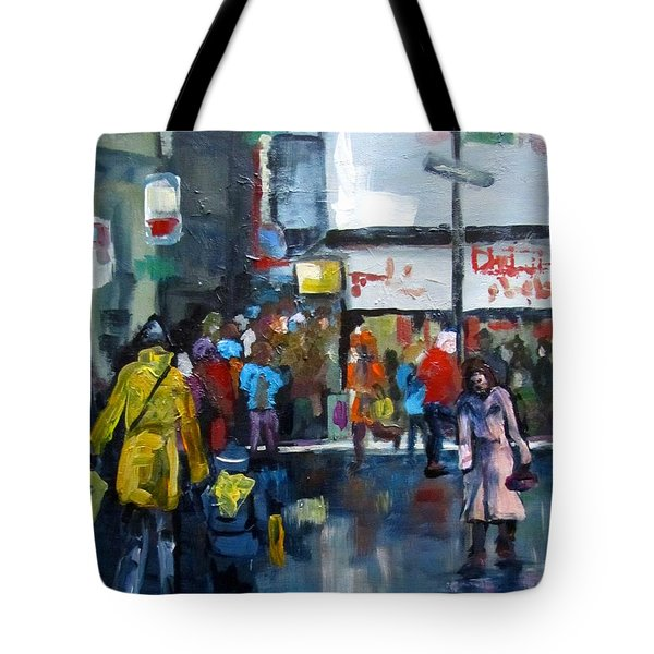 Hurry Tote Bag
