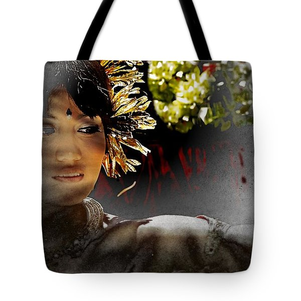Hurtful Memories Tote Bag