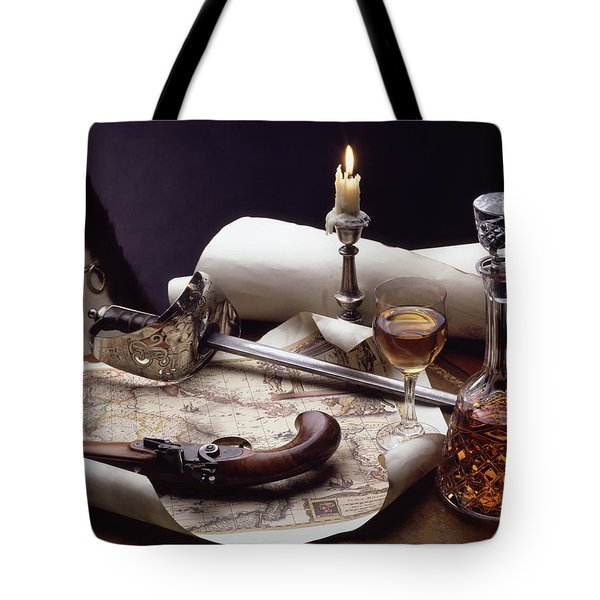 Huszar Tote Bag