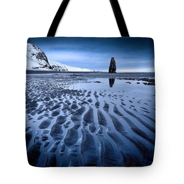 Hvitserkur, Iceland Tote Bag