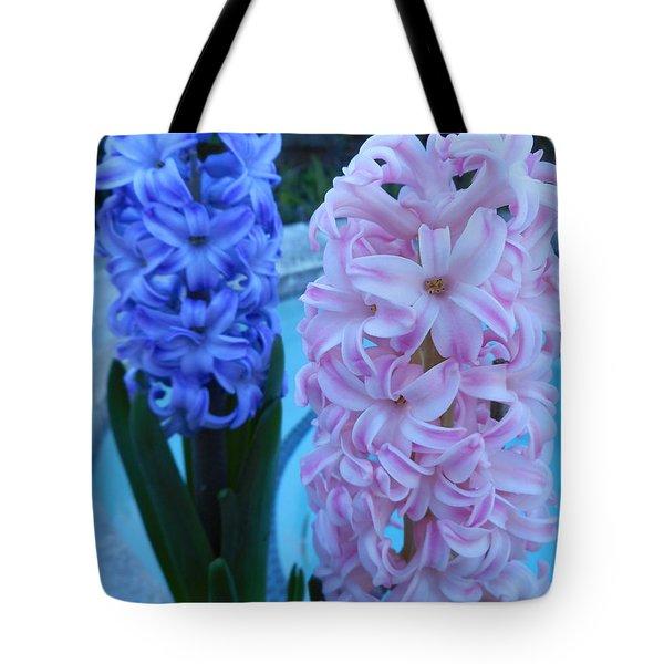 Hyacinth 1 Tote Bag