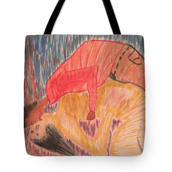 Hybrid's Are Coming Tote Bag