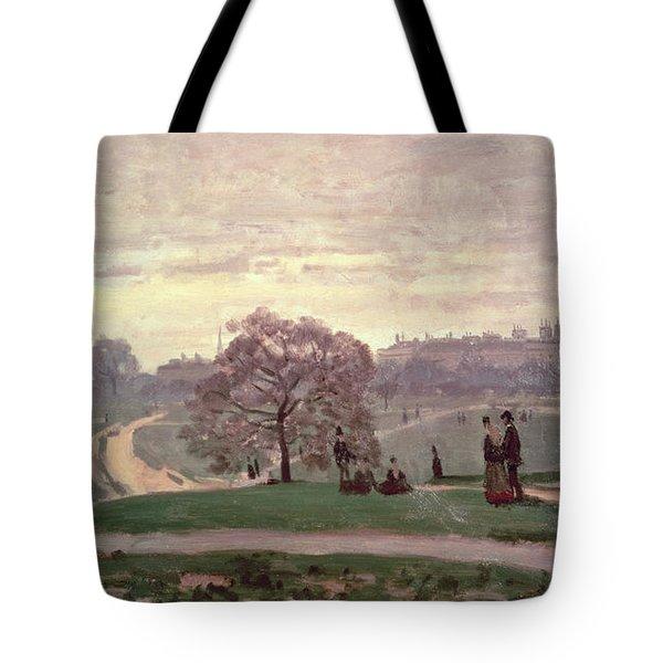 Hyde Park Tote Bag