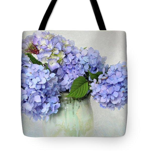 Hydrangea 1 Tote Bag