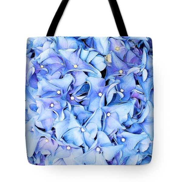 Tote Bag featuring the photograph Hydrangea by Kristin Elmquist