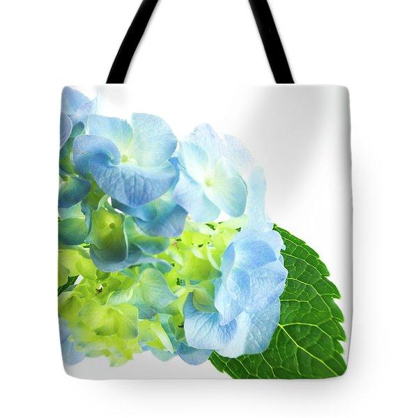 Hydrangea Magic Tote Bag