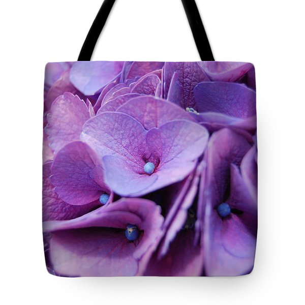 Hydrangeas Tote Bag by Jocelyn Friis