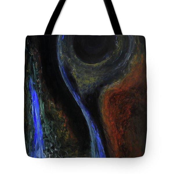 Hydrogen Fiend Tote Bag