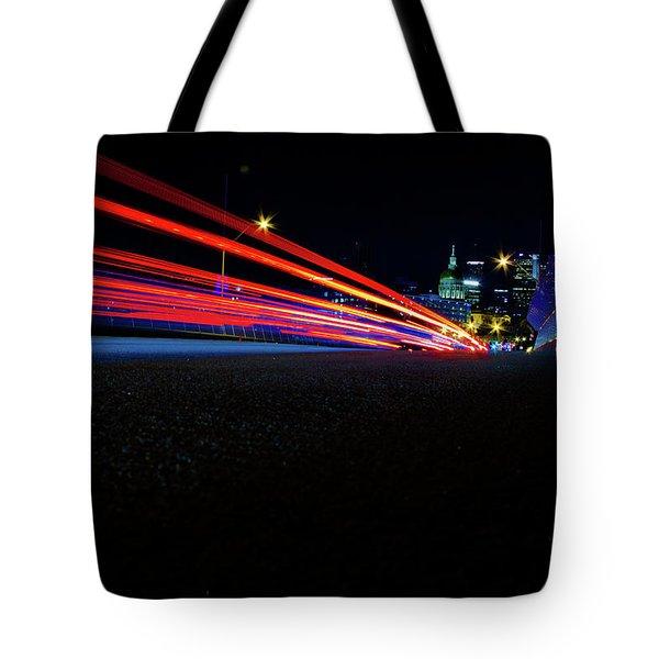 Hyper Drive Tote Bag