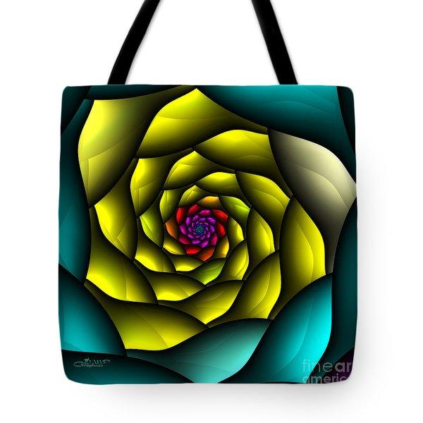 Hypnosis Tote Bag by Jutta Maria Pusl