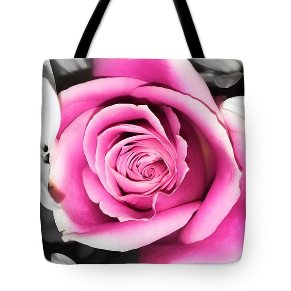 Hypnotic Pink 2 Tote Bag