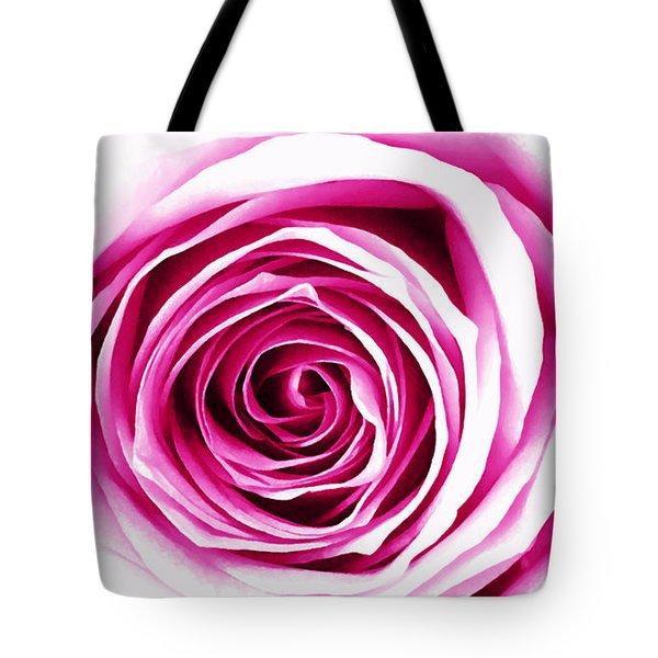 Hypnotic Pink Tote Bag