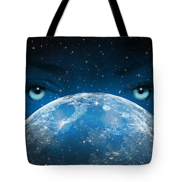Hypnotic Tote Bag by Swank Photography