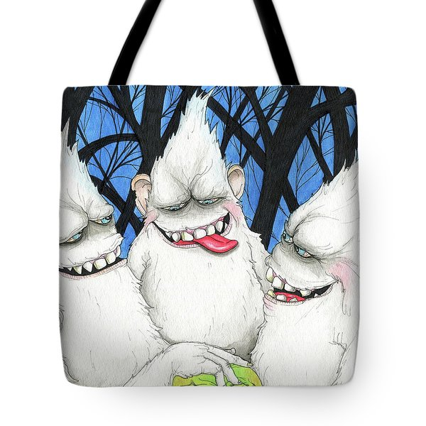 Hysterically Funny Tote Bag