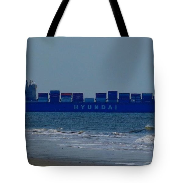 Hyundai Ship Tote Bag