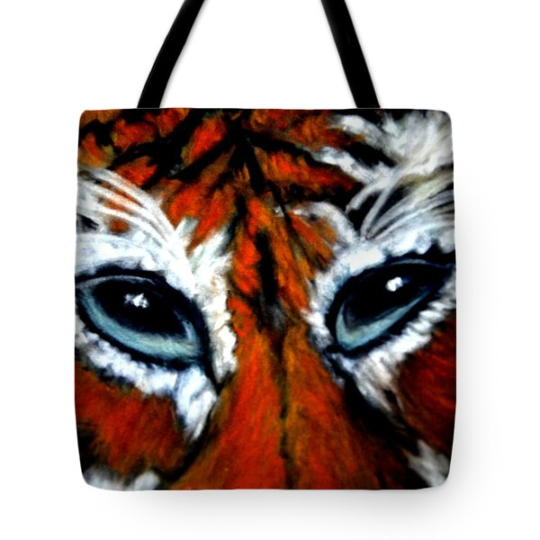 I A M   3 Tote Bag by Antonia Citrino