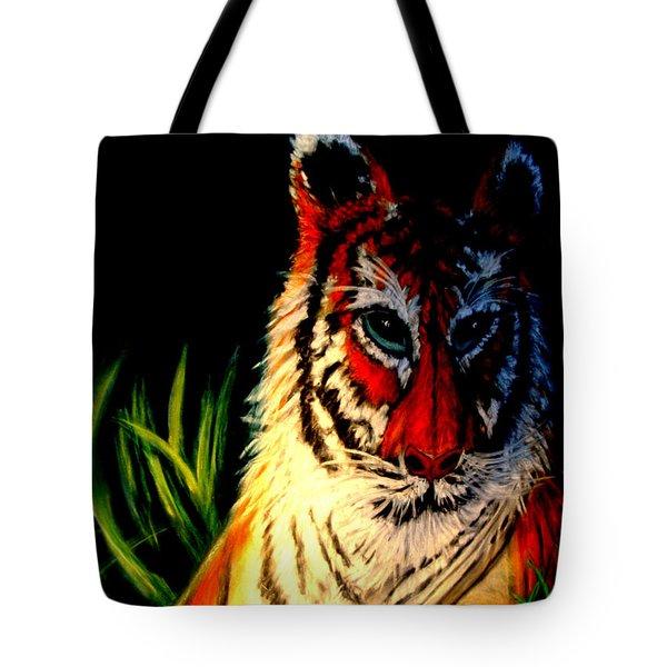 I A M 5 Tote Bag by Antonia Citrino