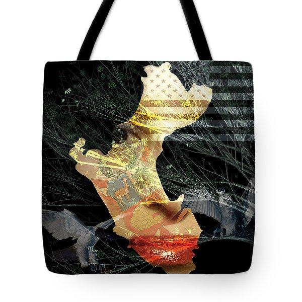 I Am An American Tote Bag