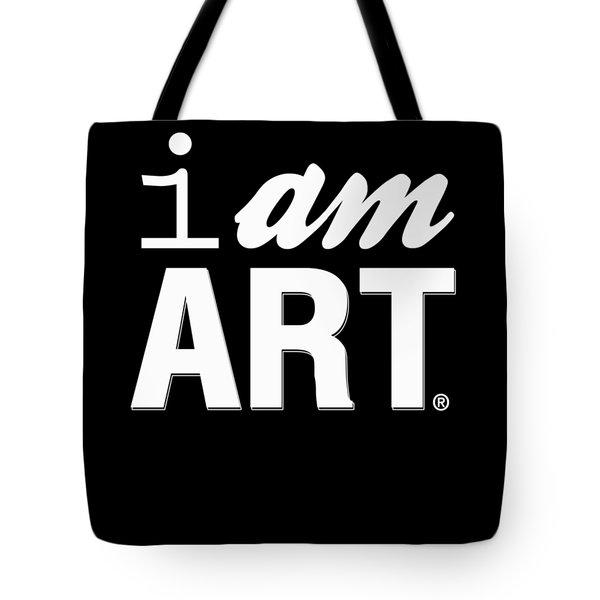 I Am Art- Shirt Tote Bag