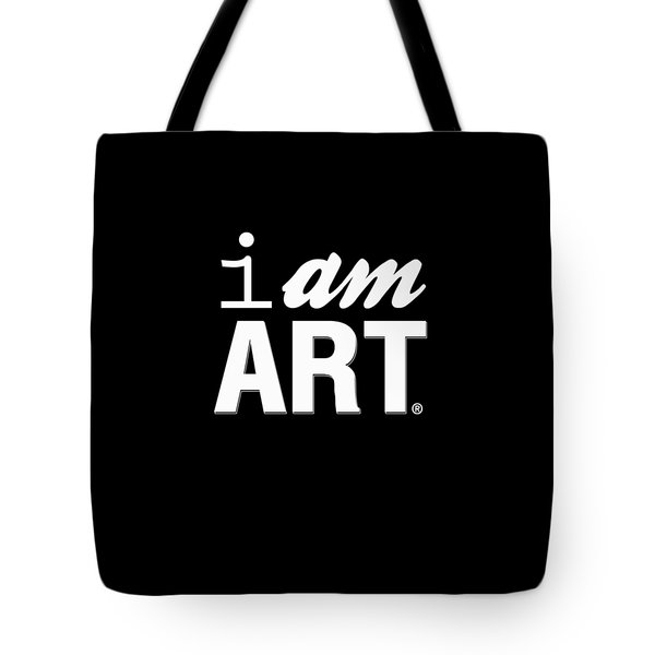 I Am Art- Shirt Tote Bag