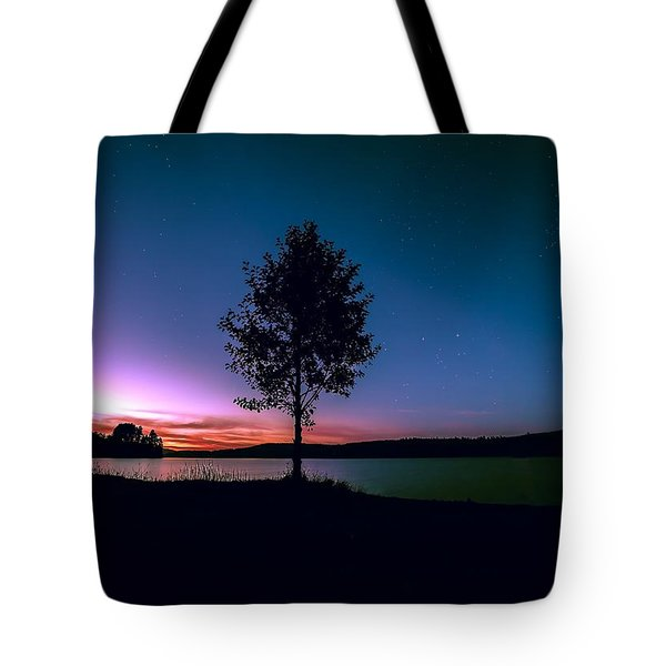 Tote Bag featuring the photograph I Am For You by Rose-Maries Pictures