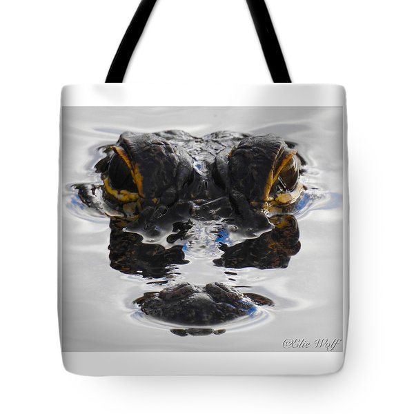 I Am Gator Tote Bag