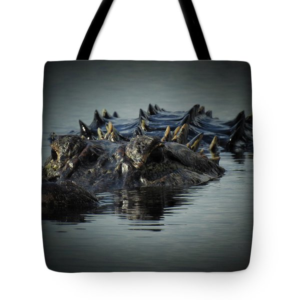 I Am Gator, No. 45 Tote Bag