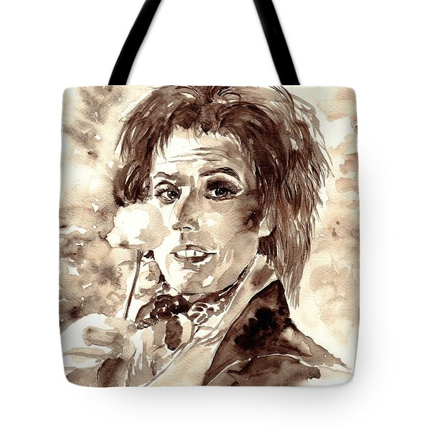 I Am Going Slightly Mad Tote Bag