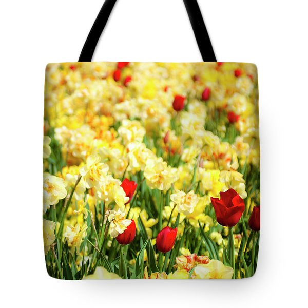 I Am Here Tote Bag by Tamyra Ayles