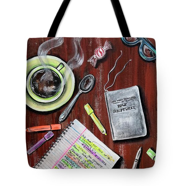 I Am Jehovahs Friend  Tote Bag