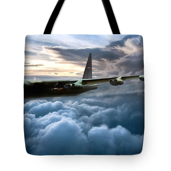 I Am Legend B-52 Tote Bag by Peter Chilelli