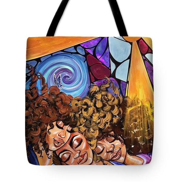 I Am My Sisters Keeper Tote Bag