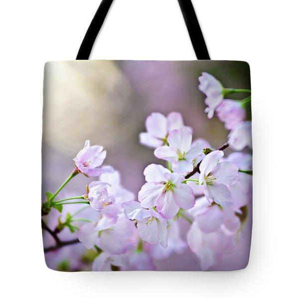 I Am Renewed  Tote Bag by Jamie Starling