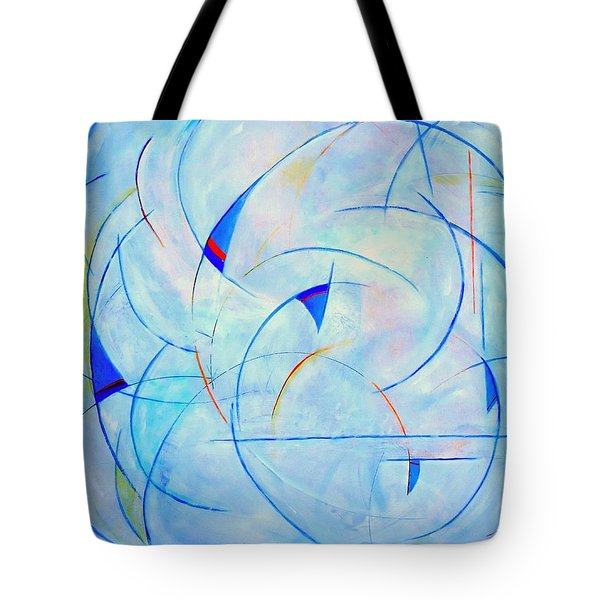 I  Am Sailing Tote Bag