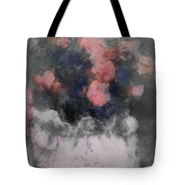 I Am Sentimental Tote Bag by The Art Of Marilyn Ridoutt-Greene