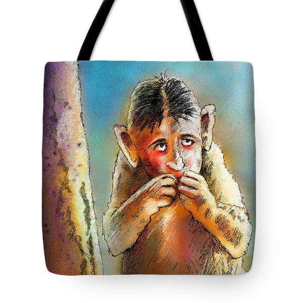 I Am So Sorry Tote Bag by Miki De Goodaboom
