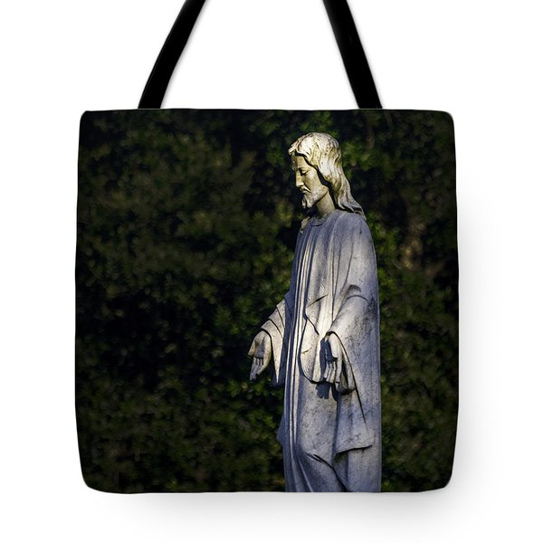 I Am The Light Tote Bag