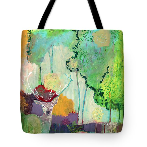 I Am The Meadow In The Forest Tote Bag