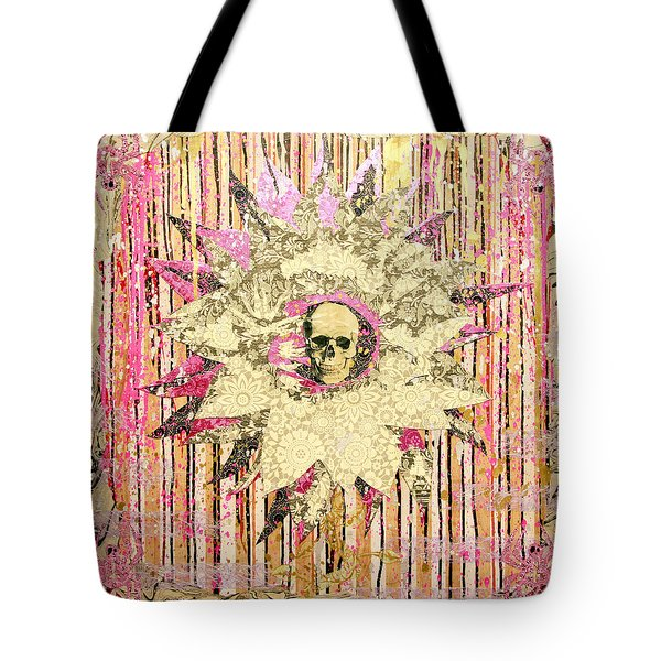 I Am The Petal You Forgot To Pick And I Love You Not Tote Bag by Bobby Zeik