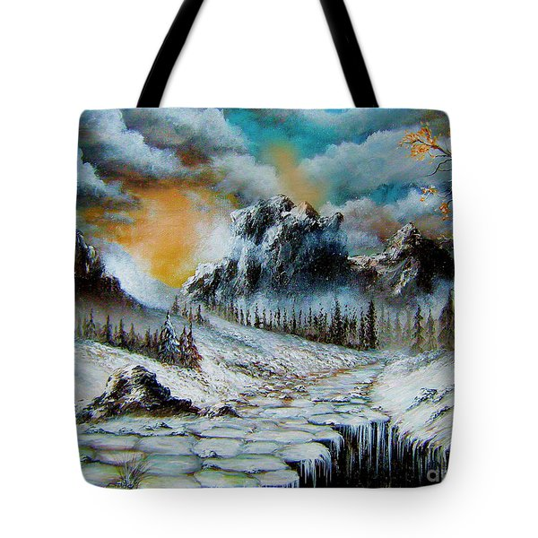 I Am The World Tote Bag by Patrice Torrillo